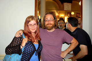 Jonathan Coulton and me | by Thiefree
