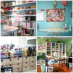 Craft Room Ideas | by Hand Knitted Things