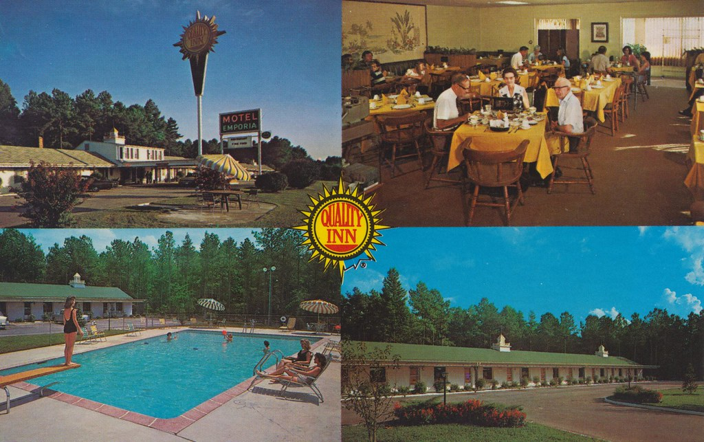 Quality Inn - Emporia, Virginia