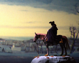 Disney - General George Washington at Valley Forge - 1777 | by Express Monorail