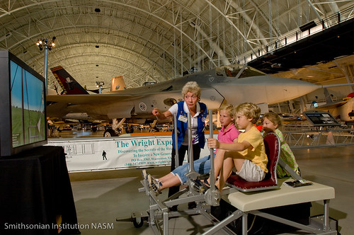100 Years of Military Aviation Family Day | by Smithsonian National Air and Space Museum