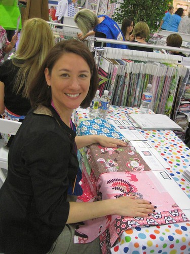 2011 Spring Quilt Market - Salt Lake City, Utah | by Happy Zombie