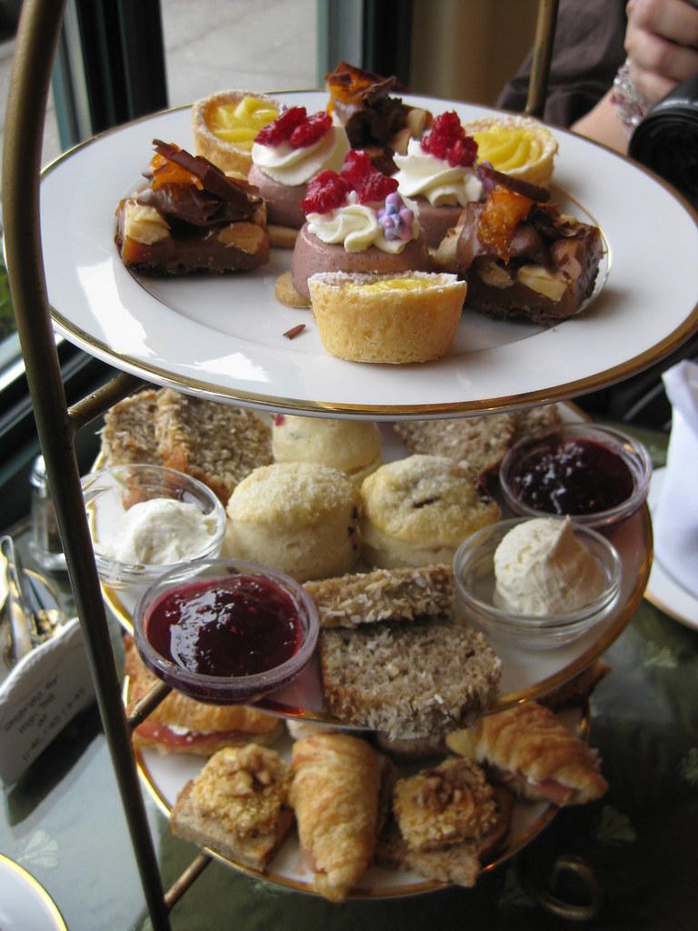 High Tea-ing at the Secret Garden Tea Room :) | I had never … | Flickr