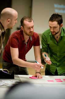 UU Masterclass: Students Workshopping | by designbyfront
