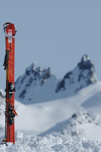 Powder Pro Skis Yamaha