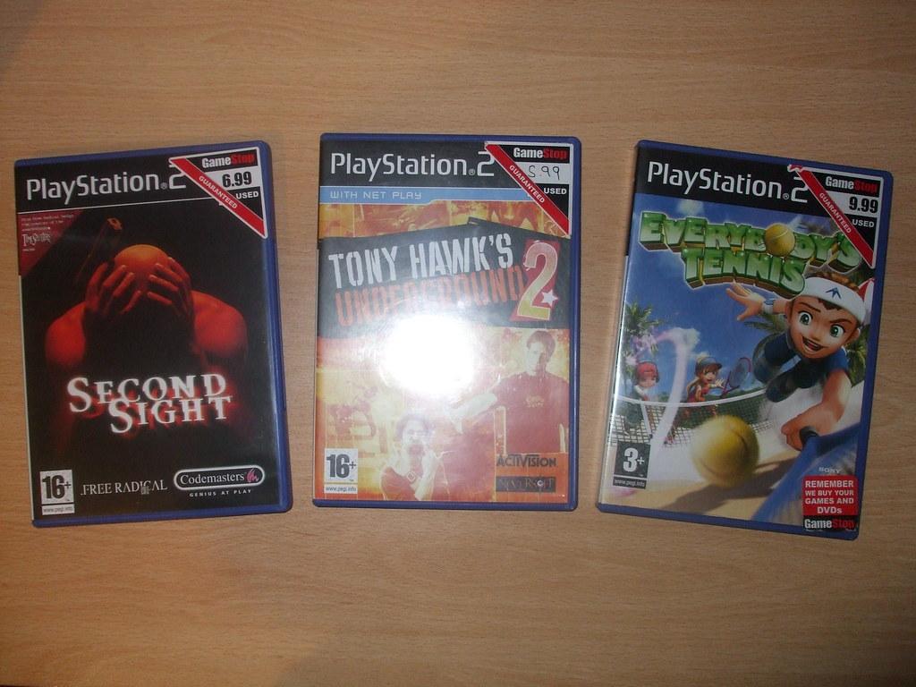GameStop Pickups 24/04/09 | More PS2 goodies from GameStop