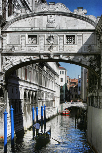 Bridge of Sighs, Venice | by sminky_pinky100 (In and Out)