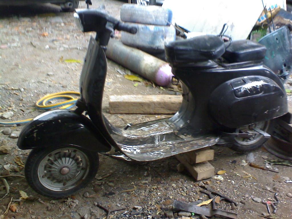 vespa pts 100 cc 1980 1st | roel dijks t arch | flickr