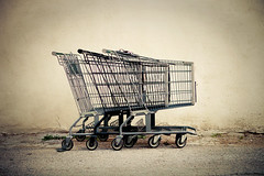 three carts | by mosippy