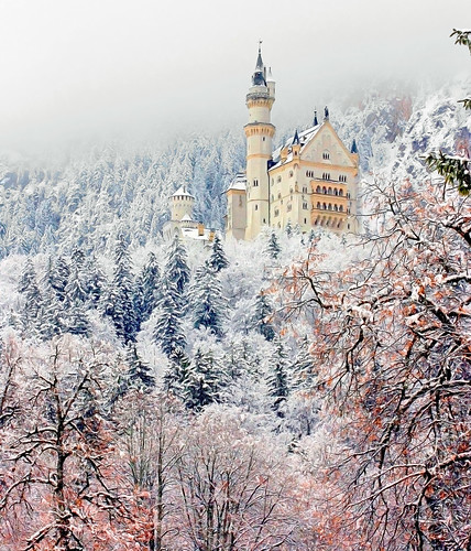 Neuschwanstein Castle | by Luiz Pires