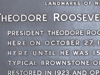 Theodore Roosevelt Birthplace National Historic Site | by Miss Laura M.
