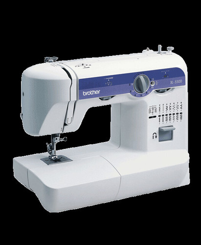Máquina BROTHER - Modelo XL 5500   Máquinas de Coser