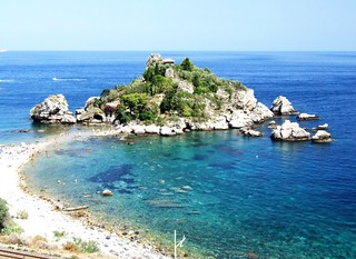 Isola Bella-Taormina-Messina-Sicilia-Italy- Creative Commons by gnuckx | by gnuckx