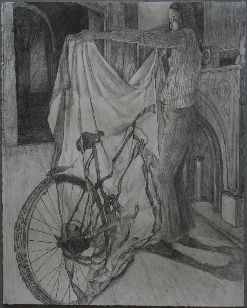 Risd Bicycle Assignmentrequirements Each Drawing Must Be Flickr