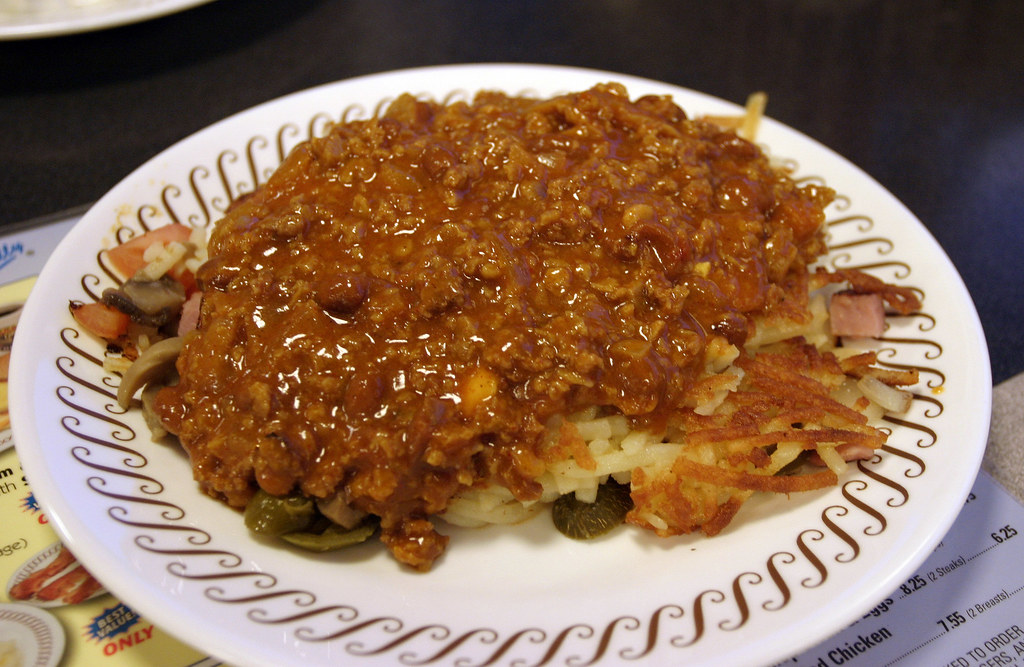 Image result for waffle house hash browns