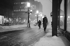 Winter Storm Downtown 9375 | by Bl@ck Coffee