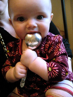 Teething Spoon | by girlsgonechild