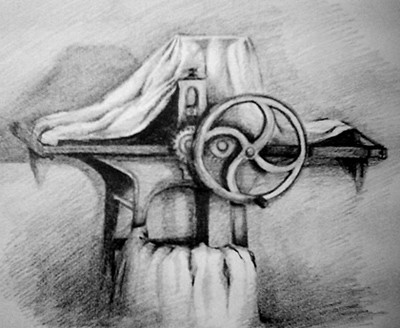 Freehand Drawing Pencil By Pencil Sorry For This Resoluti Flickr