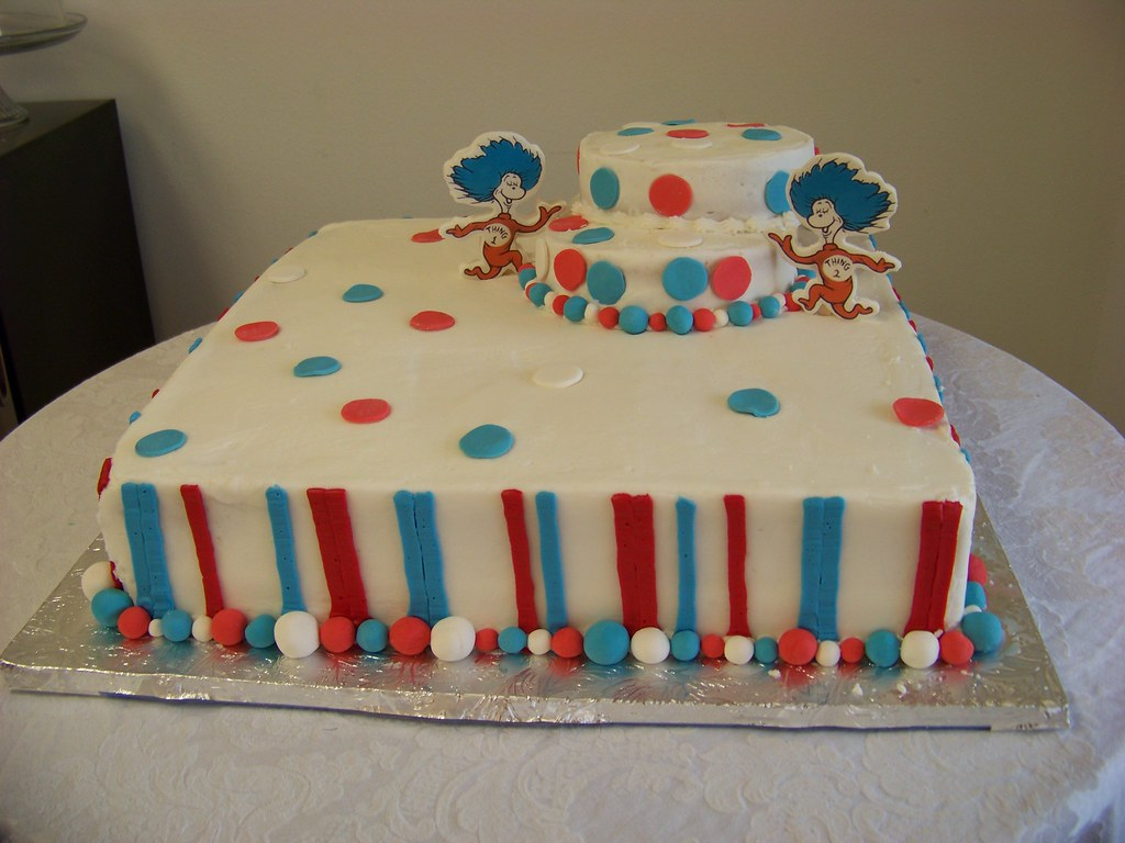 Superb ... Dr Seuss Baby Shower Cake | By Tc27jkw