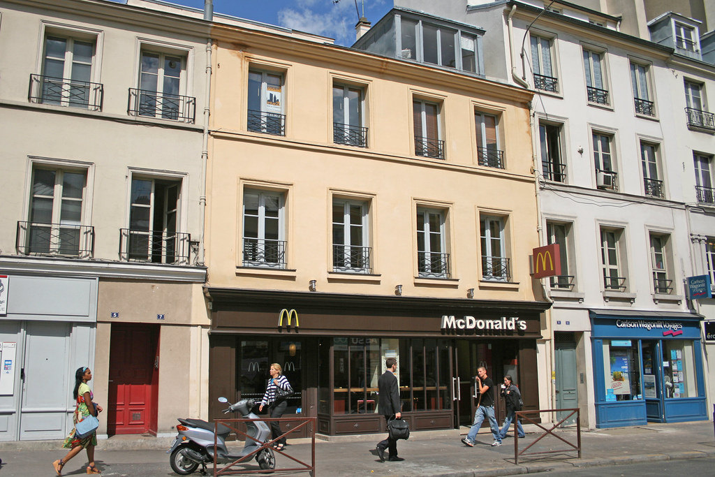 McDonald\'s Versailles Foch - Versailles (France) | One of th… | Flickr
