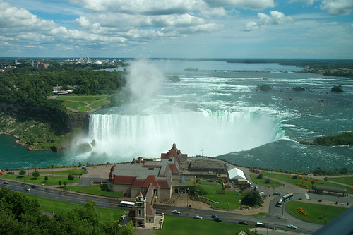 Niagara Falls, view from Embassy hotel | by northernrays