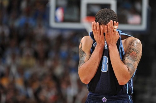 deron double face palm | by basketbawful