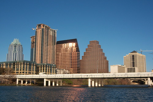 Downtown Austin from the other side of Lake Austin | by Kalyan_Banerjee