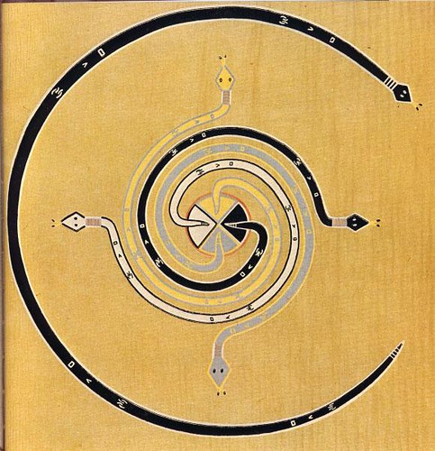 Native American Ouroboros Showing Itself Primarily In Anci Flickr