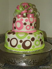pink and lime green wedding cakes lime green and pink birthday cake this is a birthday 18551
