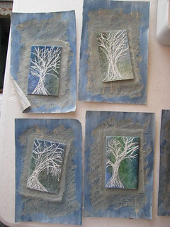 Trees WIP | by kbaxterpackwood
