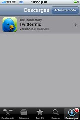 Twitterrific 2.0 | by marcopako 