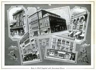 Butte Is Well Supplied with Amusement Houses (1915) | by Butte-Silver Bow Public Library