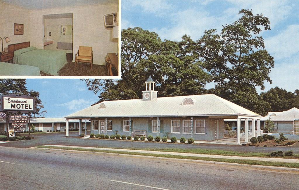 Sandman Motel - Perry, Georgia