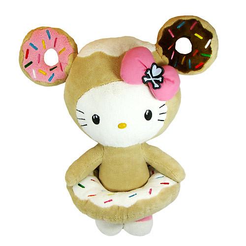 hello kitty tokidoki plush donutella sarah flickr