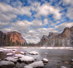 Valley View In A Winter Wonderland - Yosemite National Park | by kevin mcneal