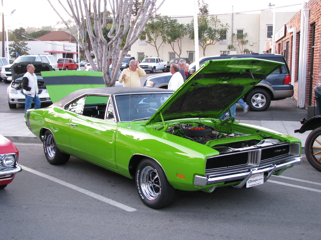 Classic Dodge Charger Hardtop A Great Muscle Car Restore Flickr