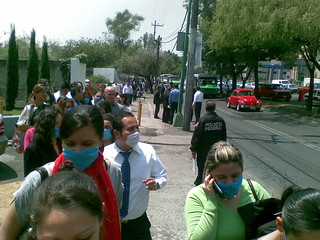 As If Swine Flu Wasn't Enough, Now an Earthquake | by hmerinomx