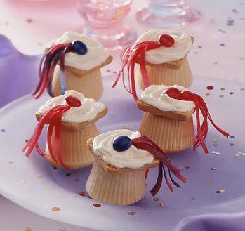 Mini Cupcake Mortarboards 1 Box Betty Crocker