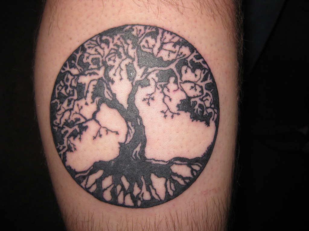 Tree Of Life Tattoo In Memory Of My Late Brother Andrew P