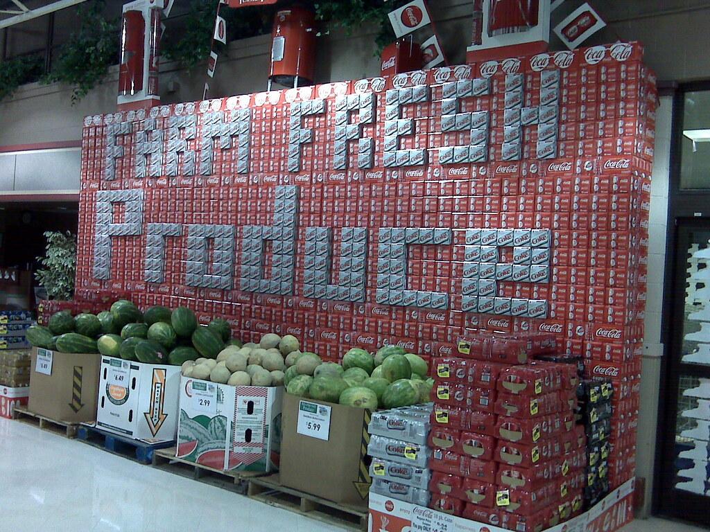 Farm Fresh Coca Cola