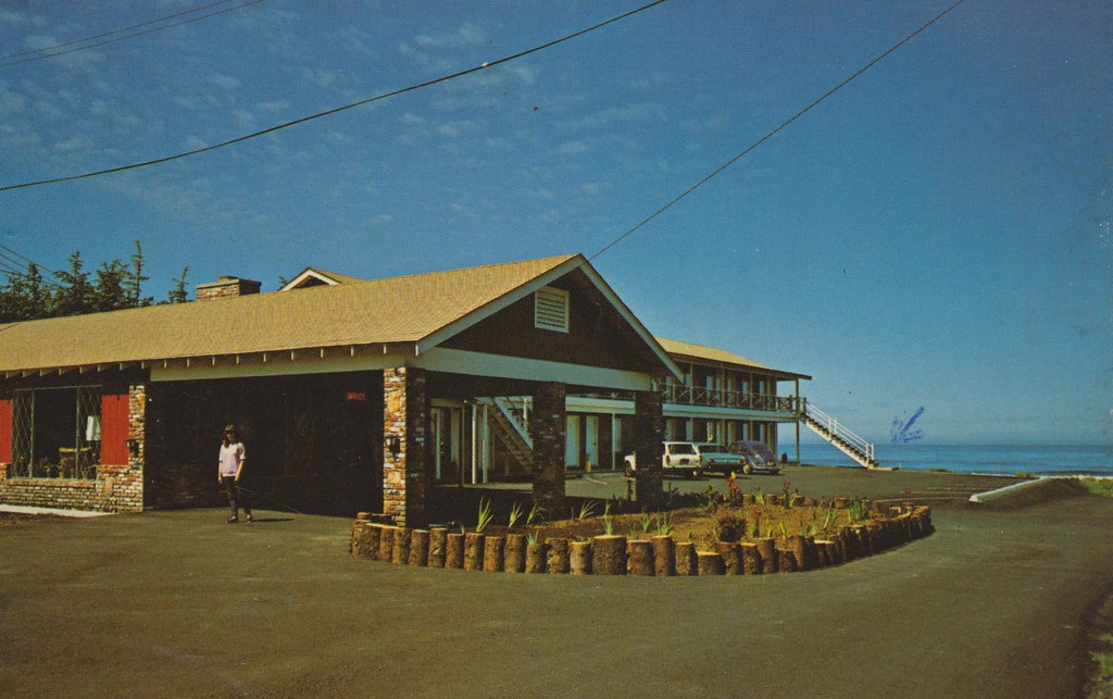 Fireside Motel - Yachats, Oregon