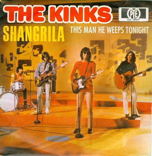 Kinks, The - Shangrila - D - 1969 | by Affendaddy