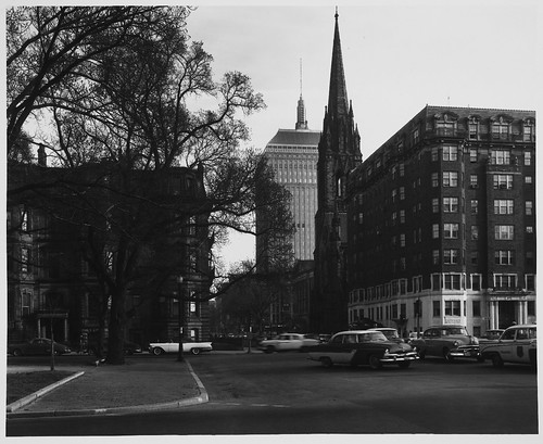 Commonwealth Avenue, Corner of Berkley Street | by MIT-Libraries