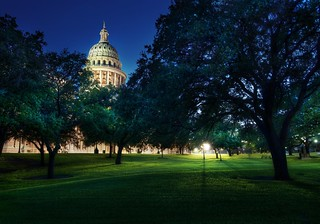 The Capitol on the Night of the Austin PhotoWalk | by Stuck in Customs