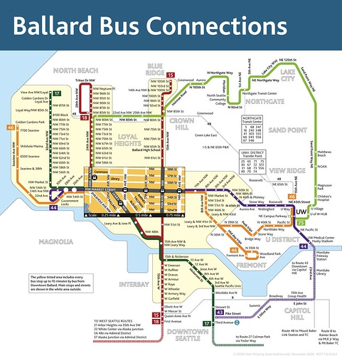 Ballard Bus Connections | by Oran Viriyincy