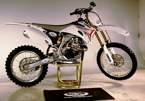 2008-yz450f-stand | K&L Racing | Flickr