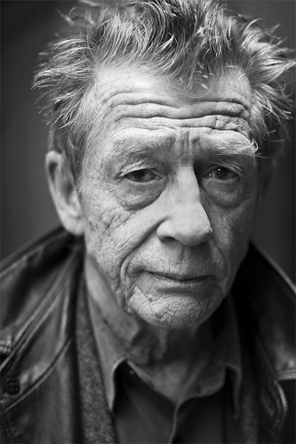 John Hurt | by Jon Cartwright