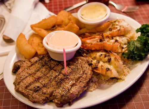 Dixie Roadhouse Food Menu