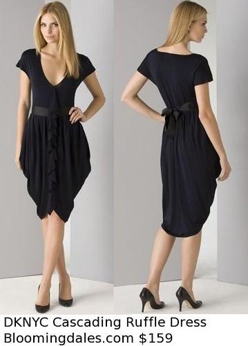 Dknyc Cascading Ruffle Dress Sewyerown Flickr