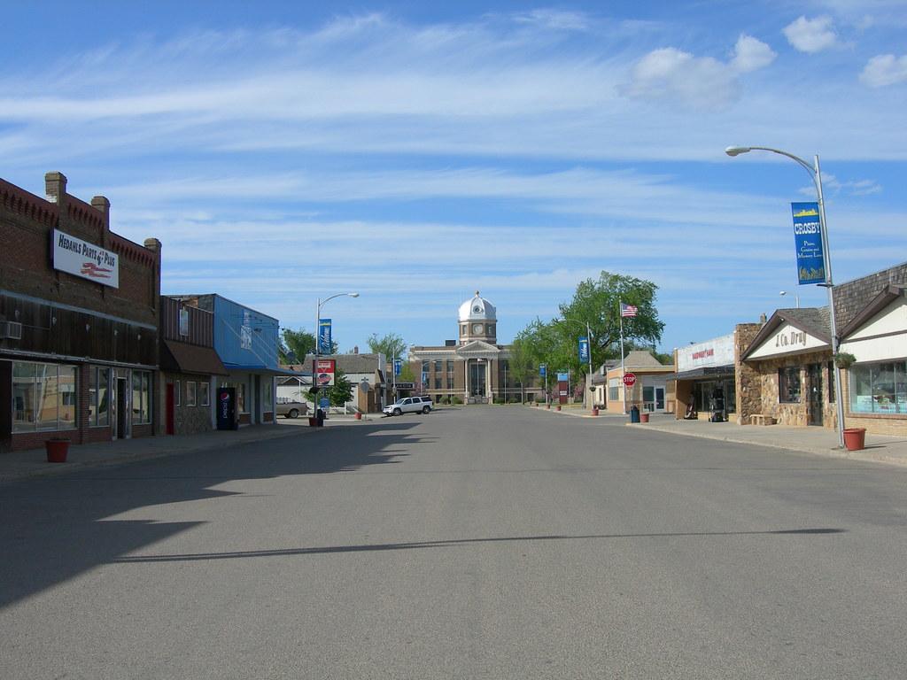 Crosby North Dakota